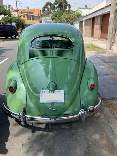 vw oval 1954