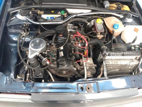 vw parati gls 1.8 turbo legalizada