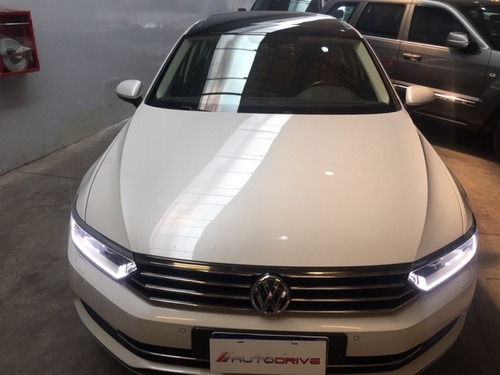 vw passat 2.0tsi dsg highline 2018