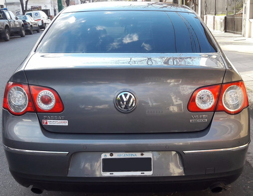 vw passat 3.2 fsi 4motion dsg 2008