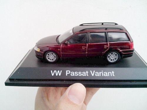 vw passat variant 1998 1:43 schuco