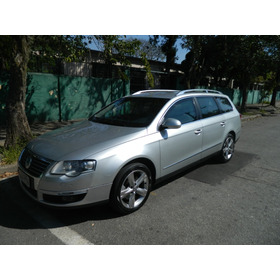 Vw Passat Variant 2.0 Turbo Blindada
