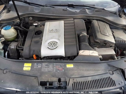 vw passsat 2006 2.0 turbo