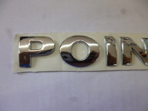 vw pointer emblema trasero 97-15 nuevo autos
