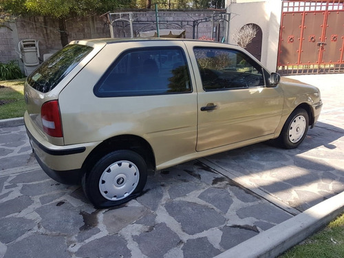 vw pointer mi, mod. 2004, color beige metálico, ¡precioso!