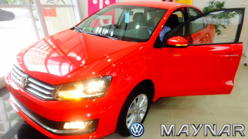 vw polo 1.6  comfortline manual   2017 retira ya