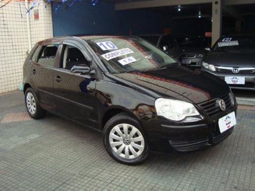 vw polo 1.6 hatch 2010 completo