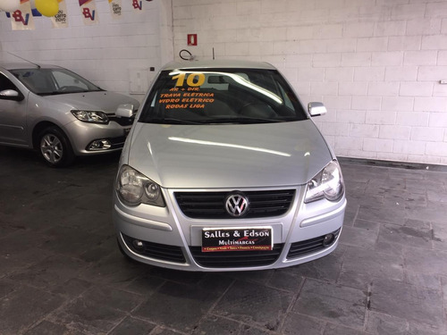 vw polo 1.6 mi sportline 8v flex 4p manual 2009/2010
