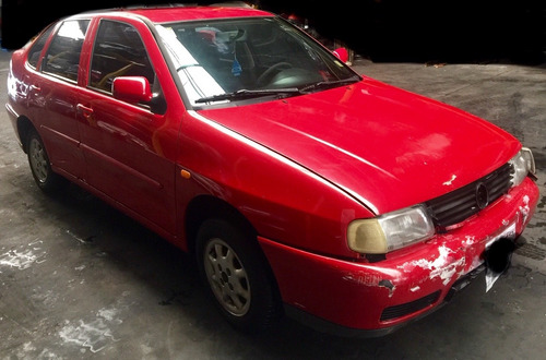 vw polo classic 1.6 1997 baja total