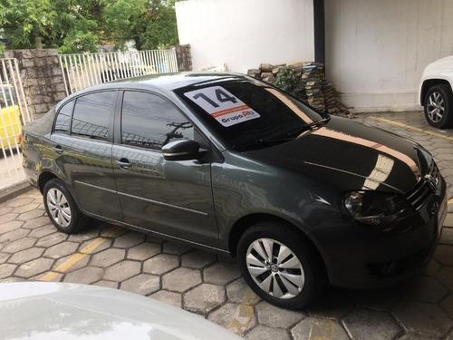 vw polo sedan 1.6 automatico 2014/2014