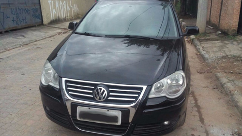 vw polo sedan 1.6 confortline 2008 top
