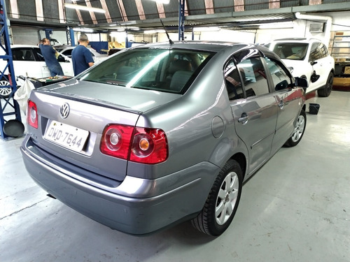 vw polo sedan 1.6 totalflex comf.