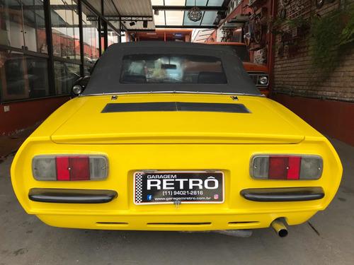 vw puma gts 1977 garagem retrô