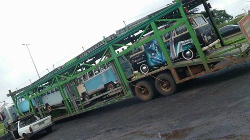 vw samba bus kombis antigas por encomenda - faço o projeto