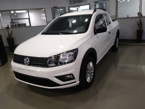 vw saveiro 1.6 comfortline cab doble  my21 (s)