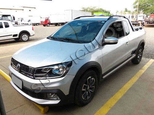 vw saveiro 1.6 cross ce 2017 completa, sb veiculos
