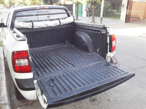 vw saveiro cabina extendida safety + pack high