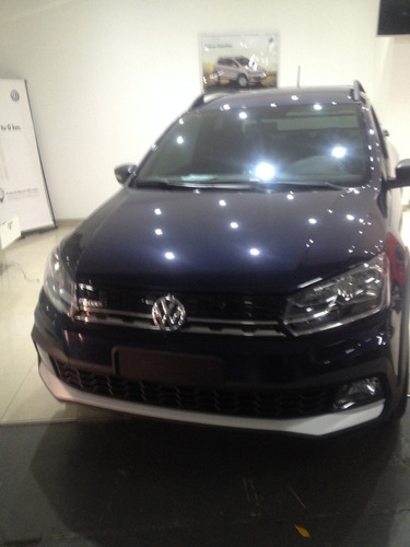vw  saveiro cross 1.6  2017 autoahorro rl