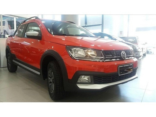 vw saveiro cross 1.6 flex cab.est.completo  0km 2017/2018