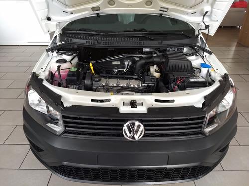 vw saveiro robust 2019 1.6l 101 hp aa y dh nuevo