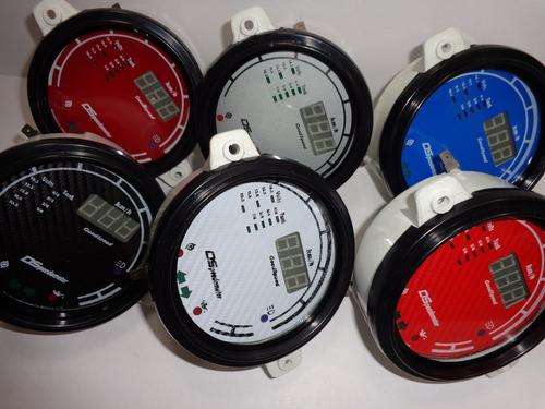 vw sedan velocimetro digital en cualquier color vocho
