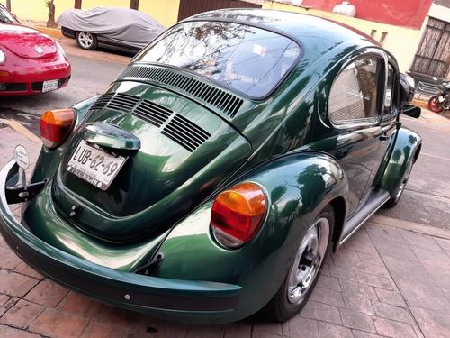 vw sedan vochito impecable 1 dueño