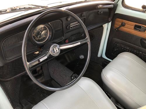 vw sedan vocho 1972