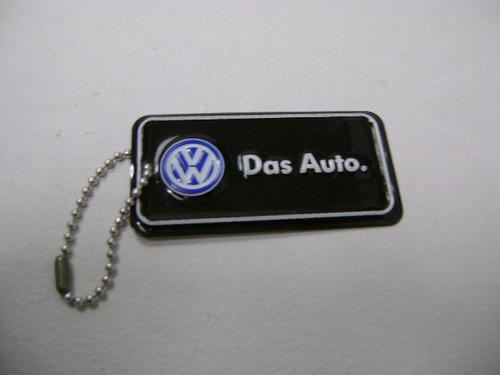 vw souvenirs llavero das auto