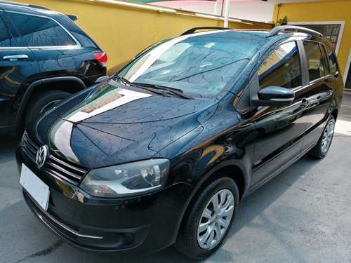 vw - spacefox tred 1.6 flex 2013