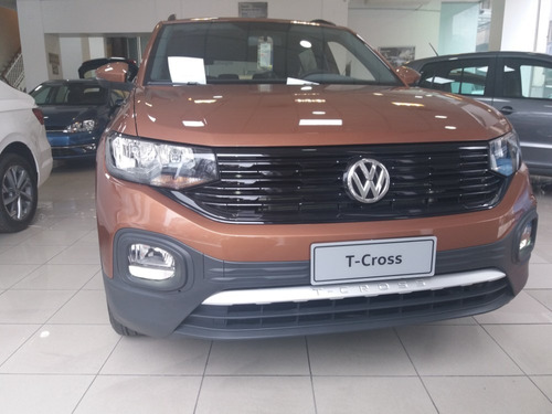 vw t-cross 1.6 trendline 2020 - en stock #03