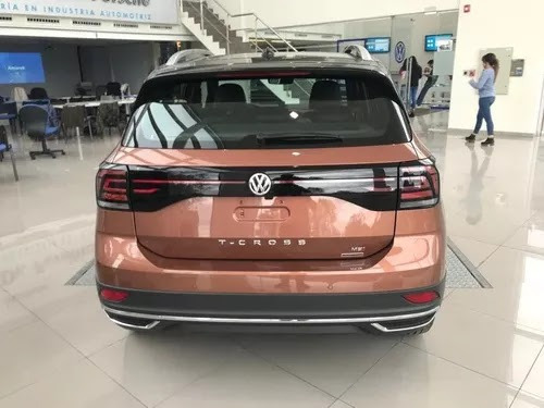 vw t cross highline at 4