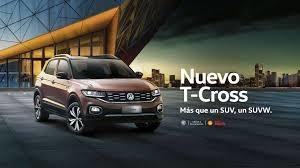 vw t-cross highline full automática romera hnos financiamos