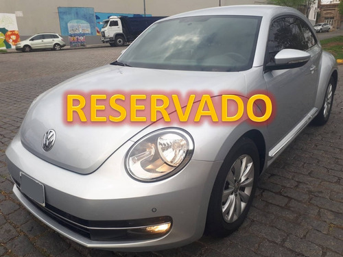 vw the beetle 1.4 tsi 50.000km año 2015 con cuero, camara !!