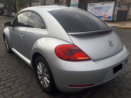 vw the beetle 1.4 tsi 50.000km año 2015 impecable !!