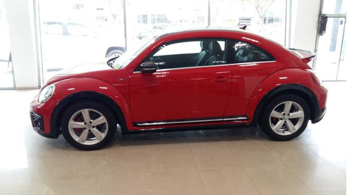 vw the beetle sport 2.0 dsg rojo tornado vw cuero único!!