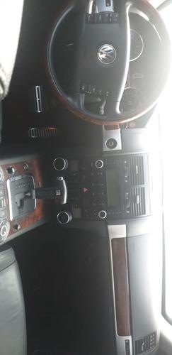 vw toaureg v8  rb3 premium blindada 360 grados