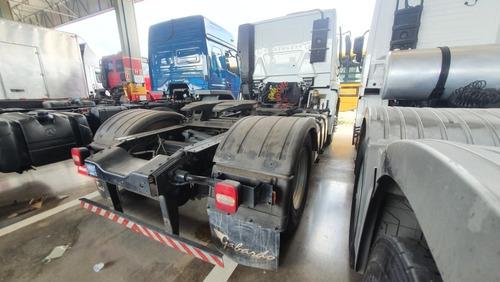 vw tractor 19 420 2014 4x2 leito selectrucks