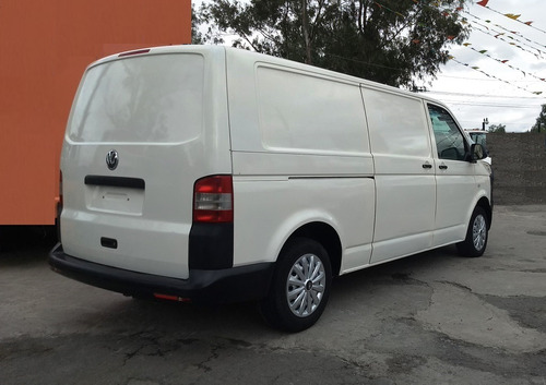 vw transporter cargo van modelo 2015 panel