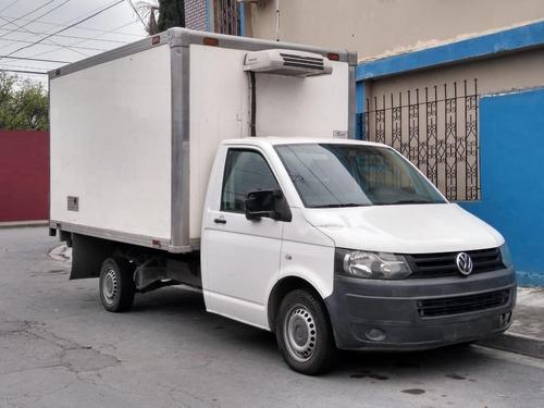 vw transporter diesel 2011 chasis cabina caja refrigerada