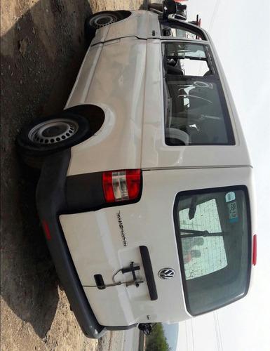 vw transporter turbo disel 2012 venta por partes