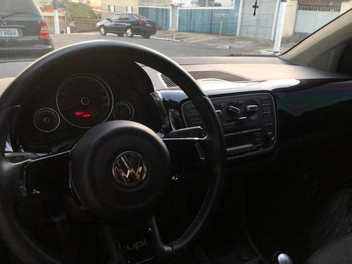 vw up! black completo