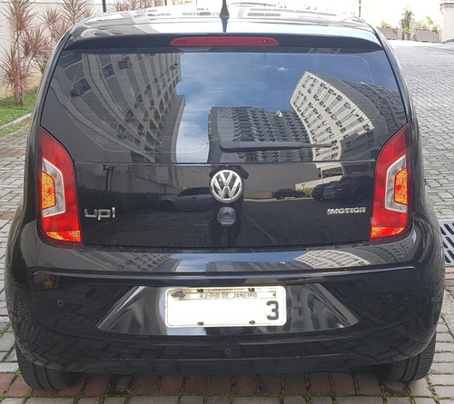 vw up! black impecável 2014