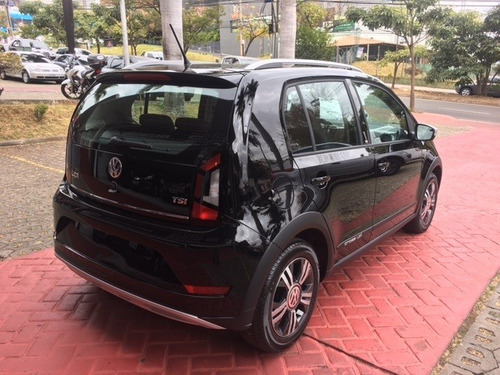 vw up cross 1.0 tsi 4portas completo manual 0km2018