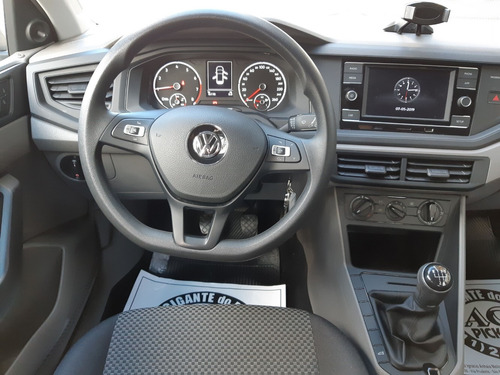 vw volks polo hatch 1.0 mpi flex ud 16000 km completo u.dono