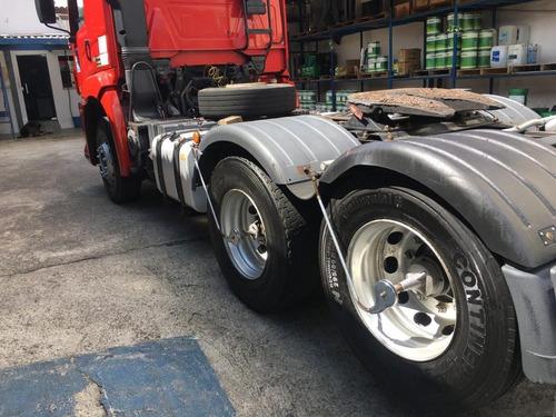 vw volkswagen 25390 tractor 6x2 gipevel