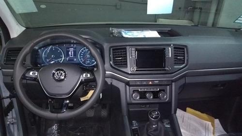 vw volkswagen amarok 2.0 4x2 comfortline aut