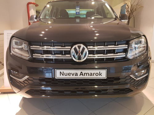 vw volkswagen amarok 2.0 cd tdi 180cv 4x4 highline pack at