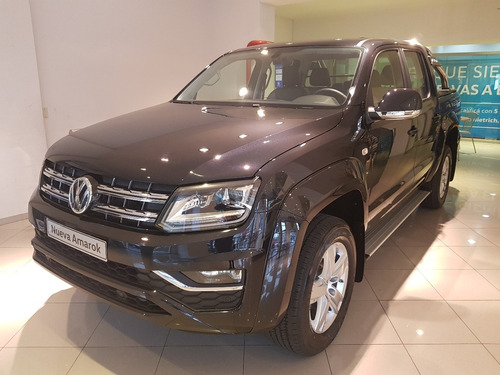 vw volkswagen amarok 2.0 cd tdi 180cv highline at dd