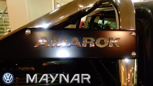vw volkswagen amarok 2.0 tdi highline 4x2 180cv oferta!