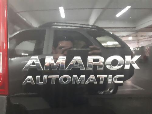 vw volkswagen amarok highline 4x4 a/t cab/d 2.0 tdi (180 cv)